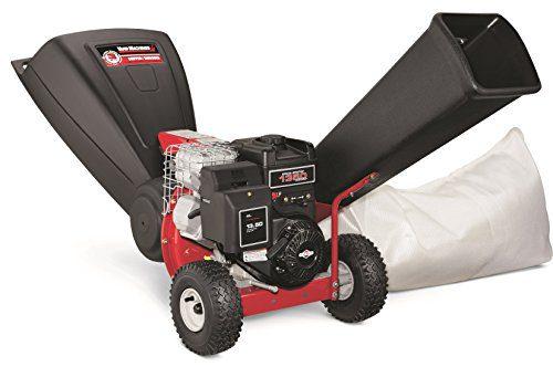 Yard Machines 250cc Chipper Shredder