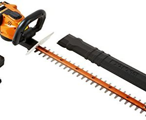 """WORX 56V 24"""" Cordless Electric Hedge Trimmer"""