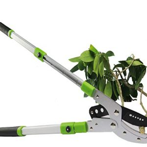 "Mesoga Pruning Lopper 5 Layers Extend 24""-40.5"" Compound Action Bypass"