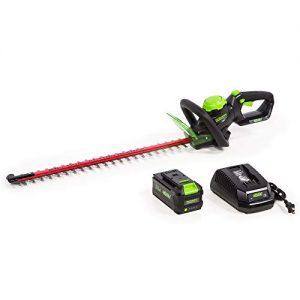 Greenworks 24-Inch 40V Cordless Hedge Trimmer