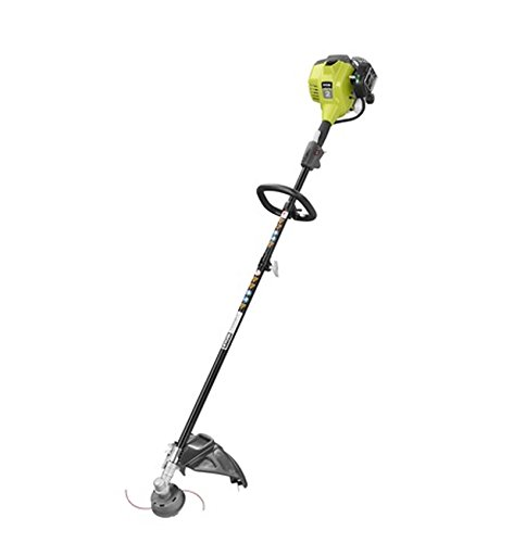 "Ryobi 25cc Straight Shaft 18"" Lawn Grass Weed Trimmer"