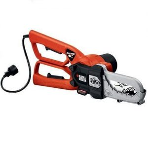 BLACK+DECKER Lopper Chain Saw, 4.5-Amp