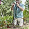 Hart Short-Handled Plant Hole Digger