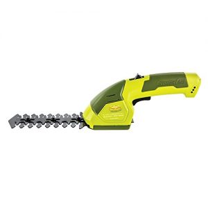 Sun Joe 7.2 V 2-in-1 Cordless Grass Shear + Hedger