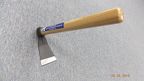 Solidtools Forged Adze Hoe