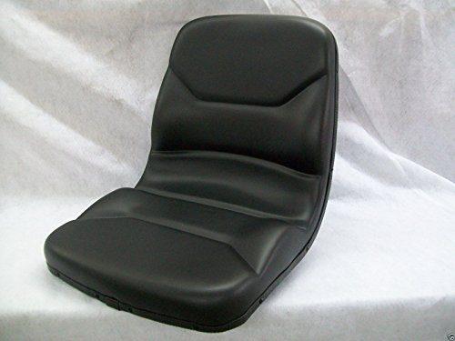 CASE BACKHOE LOADER BLACK SEAT SKID STEER LOADERS #DB