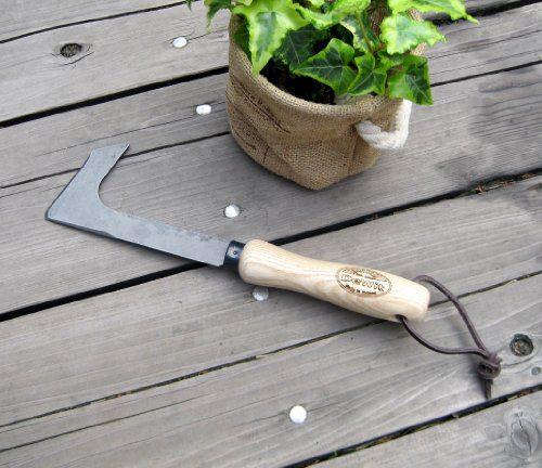 Tierra Garden Dewit Patio Knife with Short Handle