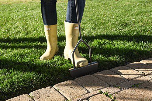 Yard Butler Step Edger Manual Steel Lawn Garden Sidewalk Grass Long