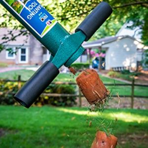 ProPlugger 5-IN-1 Lawn Tool and Garden Tool, Bulb Planter