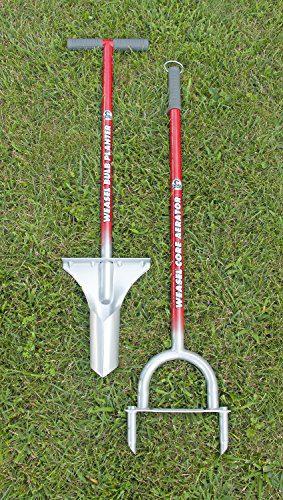 Garden Weasel Bulb Planter - Features Sharp Blade