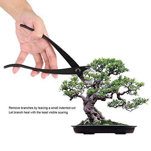 Hongzer Bonsai Branch Cutter, 204mm 8inch Zinc Alloy Knob Branch Cutter