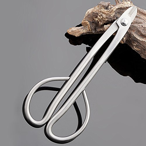"Wire Scissors Tian Bonsai Tools 160 Mm (6.3"") Stainless Steel"