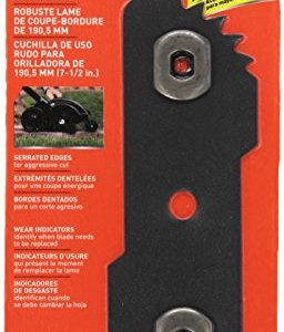 BLACK+DECKER Edge Hog Heavy-Duty Edger Replacement Blade