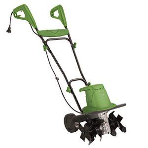 MARTHA STEWART 16-Inch Electric 6-Tine 3-Position Garden Tiller