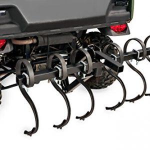 Black Boar ATV/UTV S-Tine Cultivator, for New Ground Preparation