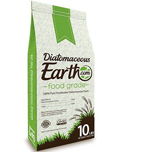 DiatomaceousEarth Food Grade diatomaceous Earth, 10 Lb