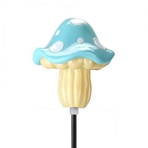 Solar Mushroom Light, Garden Stake Outdoor Yard Decor Landscape