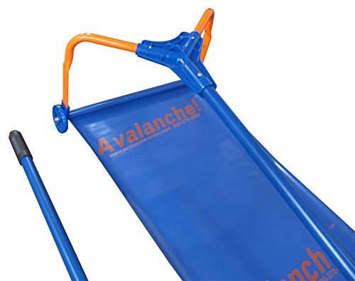 Avalanche Original Roof Snow Removal System with 3 Inch Wheels
