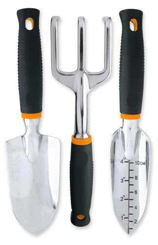 Fiskars Softouch Garden Tool 3 Piece Set