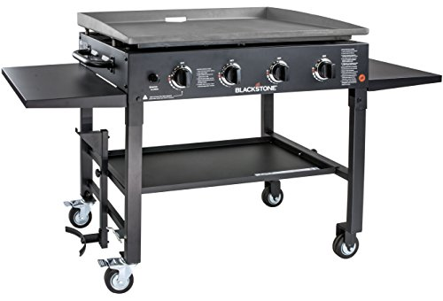 Blackstone 1554 Station-4-burner-Propane Fueled-Restaurant Grade-Professional