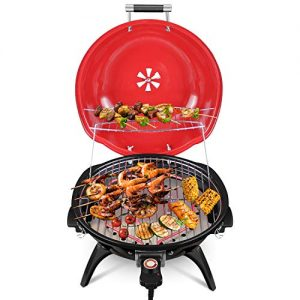 Techwood PRO Smokeless Grill Indoor/Outdoor Portable Electric