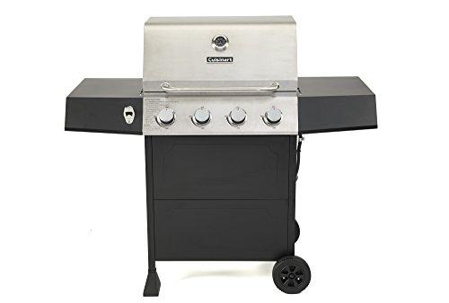 Cuisinart Full Size Gas Grill, Four-Burner