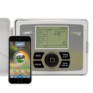 Orbit B-hyve Smart Indoor/Outdoor 12-Station WiFi Sprinkler System Controller