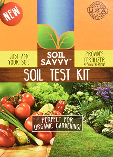 Soil Savvy - Soil Test Kit | Understand What Your Lawn or Garden Soil Needs