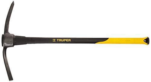Truper 5-Pound Pick Mattock with 36-Inch Fiberglass Handle