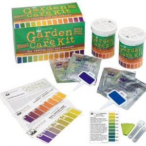 Solvita Gardencare Test Kit