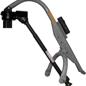 Dirty Hand Tools | Model 100 Three-Point Hitch Post Hole Digger