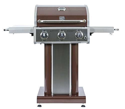 Kenmore 3 Burner Outdoor Patio Gas BBQ Propane Grill