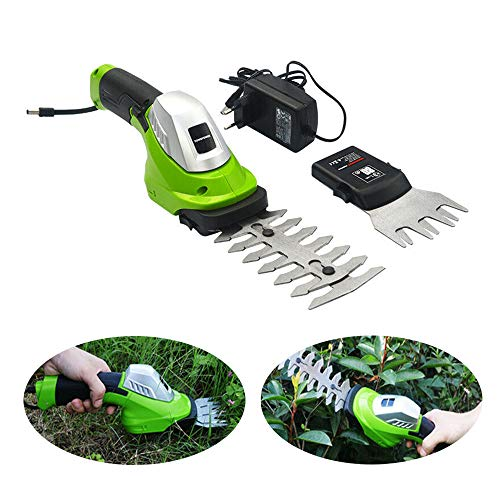 Beacon Pet CordlessHedgeTrimmers Manual GrassTrimmerCordless Clippers