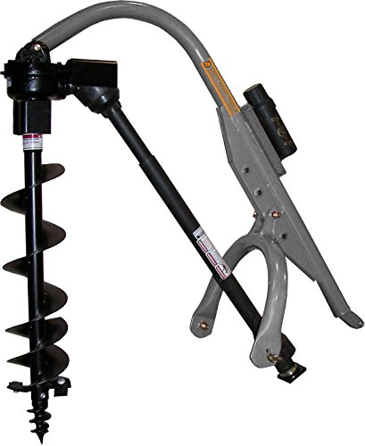 Dirty Hand Tools | Model 90 Three-Point Hitch Post Hole Digger