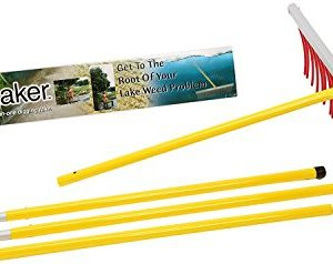 The Weed Raker by Jenlis - Weed & Grass Removal Tool for Lakes