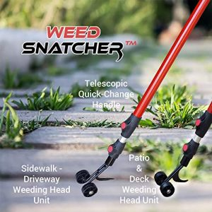 Ruppert Garden Tools,LLC The Weed Snatcher