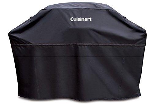 "Cuisinart Heavy-Duty Barbecue Grill Cover, 60"", Black"