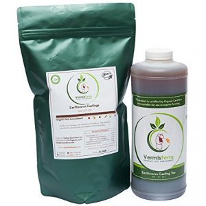 VermisTerra Organic Test Kit - Premium Earthworm Castings