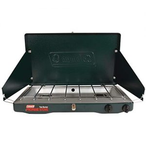 Coleman Gas Stove | Portable Propane Gas Classic Camp Stove