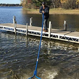 Beachroller -Weeds Muck Silt Gone! Lake Weed Removal Tool