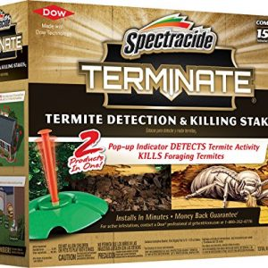 Spectracide Terminate Termite Detection & Killing Stakes