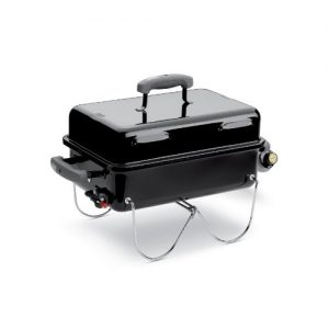 Weber Go-Anywhere Gas Grill, ONE Size, Black