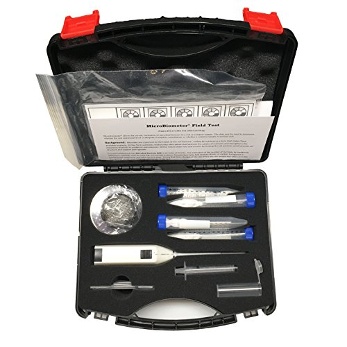 MicroBiometer - Professional Lab-Grade Soil Test Kit for Microbial BioMass