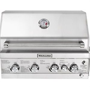 KitchenAid Built-in Propane Gas Grill