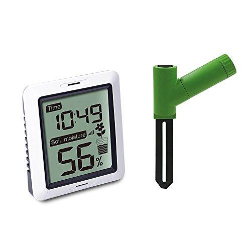 ECOWITT Soil Moisture Tester Plant Soil Moisture Sensor Meter