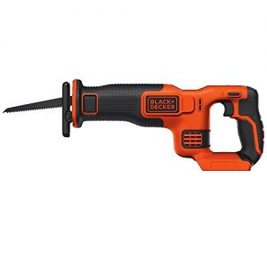 BLACK+DECKER 20V MAX Reciprocating Saw, Tool Only