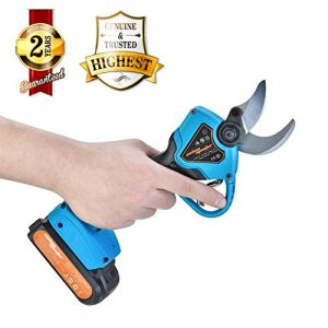 SALEM MASTER Professional Cordless Electric Pruning Shears