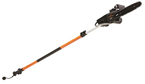 Remington Ranger I 8-Amp Electric 2-in-1 Pole Saw & Chainsaw