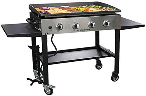 Blackstone 36-Inch Outdoor Propane Gas Griddle Stainless Steel/Black