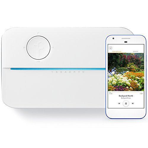 Rachio 3 Smart Sprinkler Controller, Works with Alexa